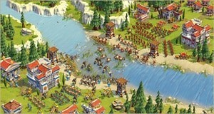 Best Strategy Games PC: Age of Empires Online