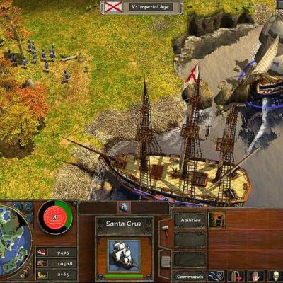Best Strategy Games PC Scene from Age of Empires