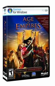 Best Strategy Games PC Age of Empires III