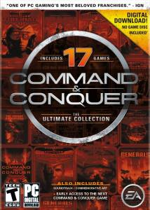 Best Strategy Games PC Command and Conquer