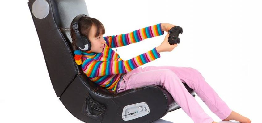 Ace Bayou X-Rocker Pro Series H3 Video Game Chair