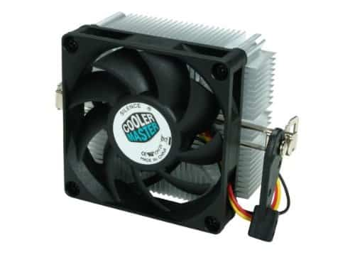 The Cooler Master Standard CPU Cooler
