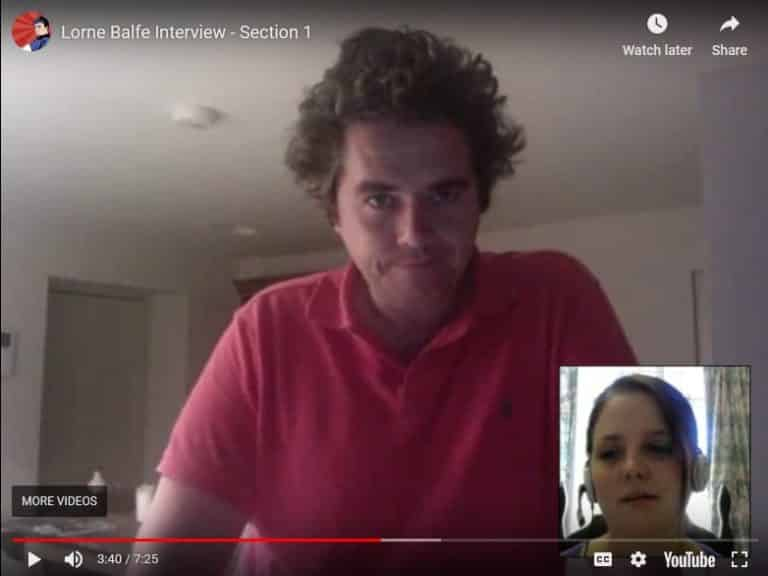 Exclusive Interview with Lorne Balfe