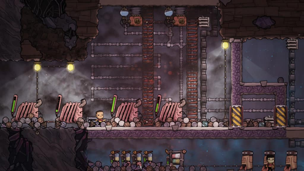 Games like Dwarf Fortress - Oxygen Not Included