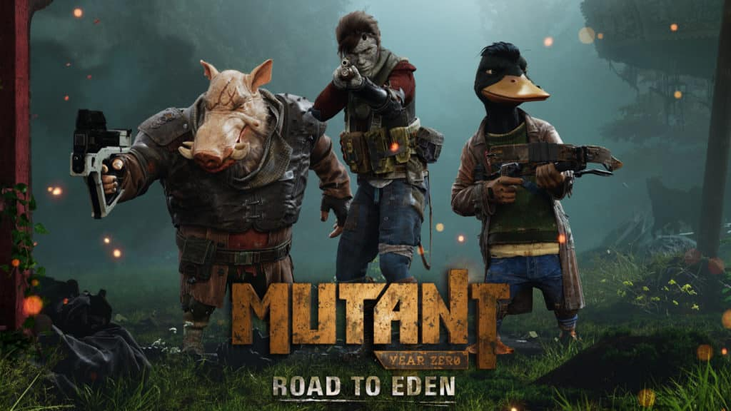 MUTANT YEAR ZERO ROAD TO EDEN PC Games 2018
