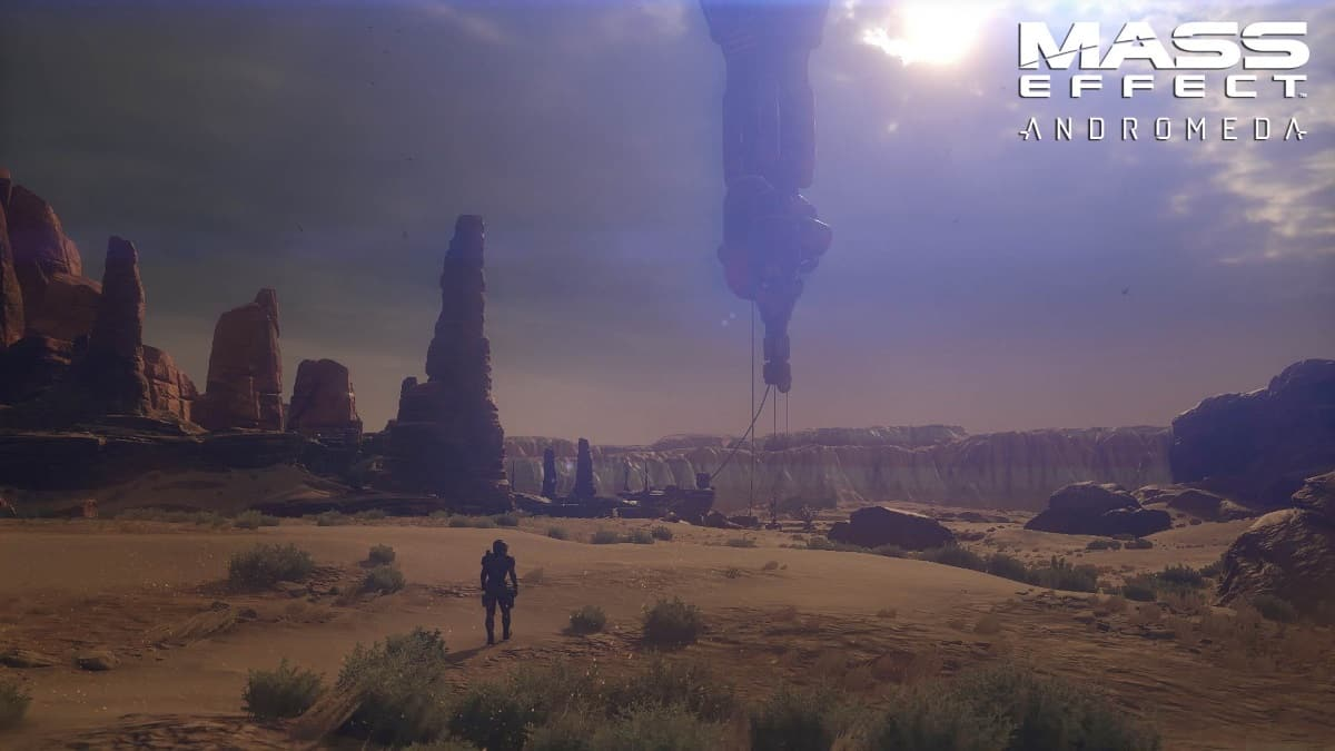 PC Games - Mass Effect Andromeda