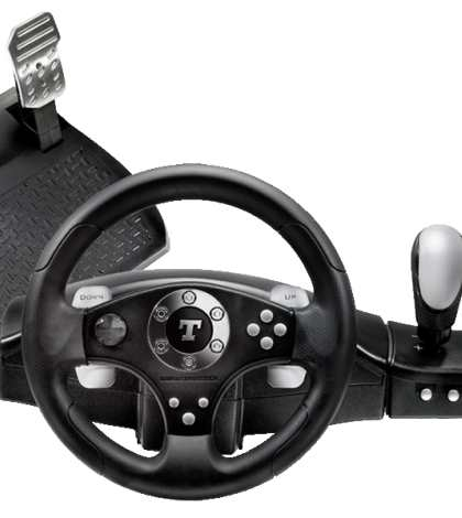 PC Racing Wheel Thrustmaster RGT Force Feedback Review