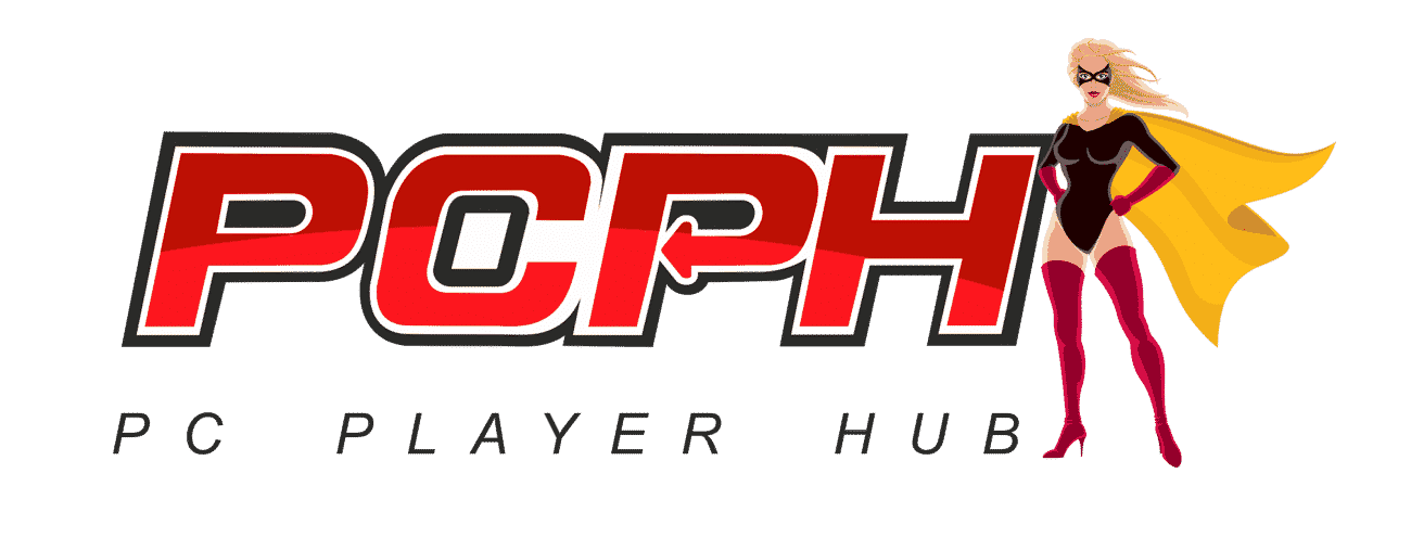 PC Player Hub Logo Gametress