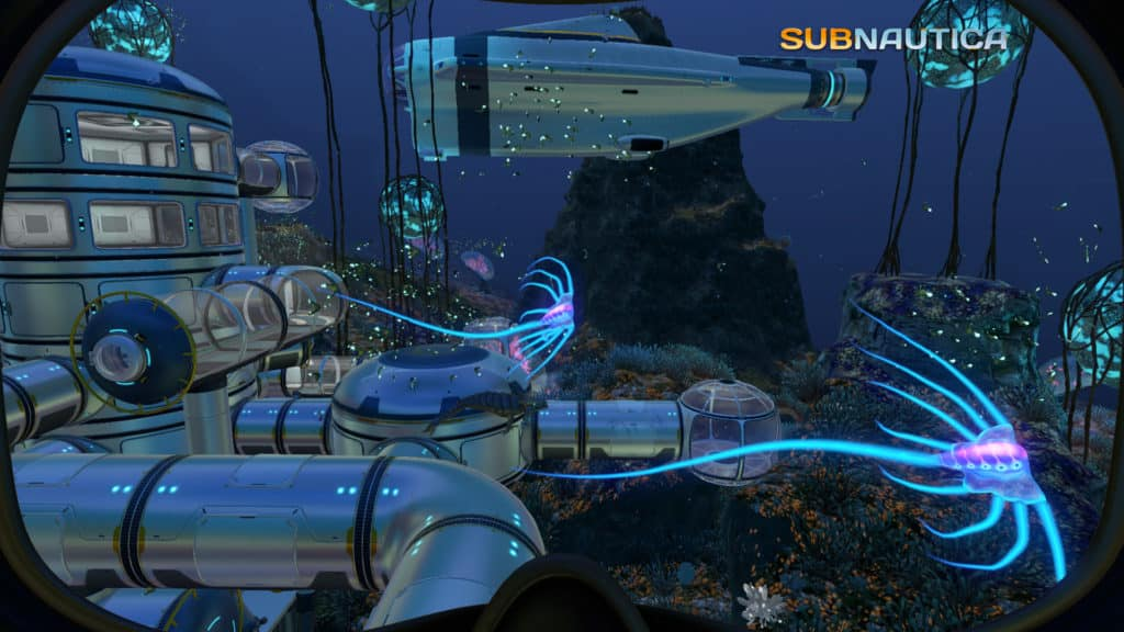 SUBNAUTICA Best PC Games 2018