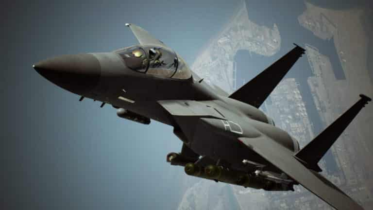Ace Combat 7 Skies Unknown PC – Gameplay Review