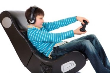 The X Rocker Pro Series Pedestal Video Gaming Chair