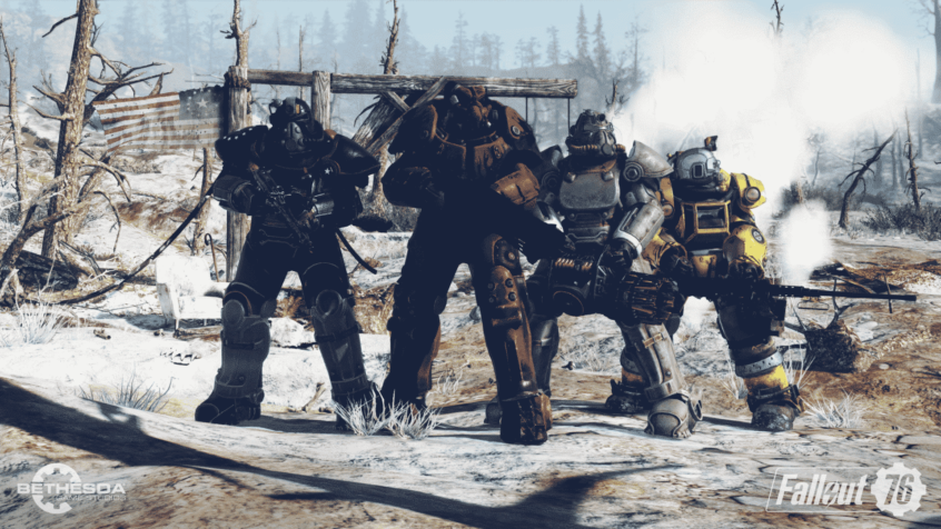 FALLOUT 76 - one of my personal best PC Games 2018