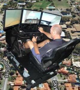 Flight Simulator Hardware