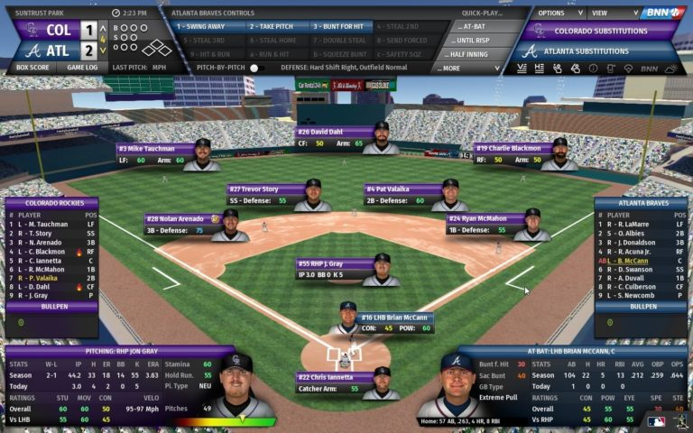 Out of the Park Baseball  OOTP20/XX