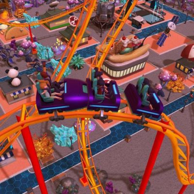 Rollercoaster Tycoon - A Business Strategy Game