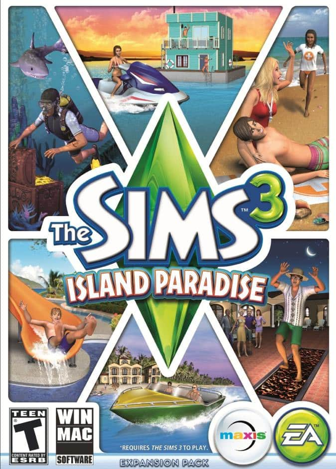 Sims 3 Island Paradise Review
