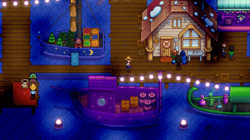 Stardew Valley live Screenshot