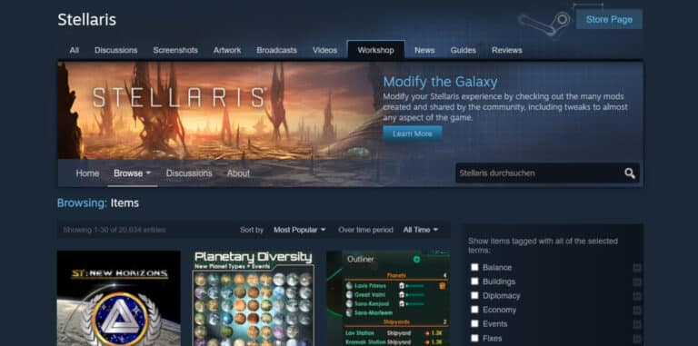 Is Stellaris still worth your time and money?
