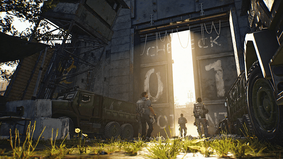 "The Division 2 comes with new Darkzones - ""occupied DZs"""