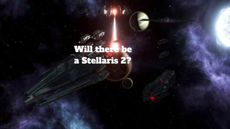 Will there be a Stelllaris 2?